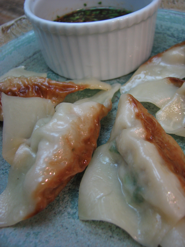 Pork Potstickers