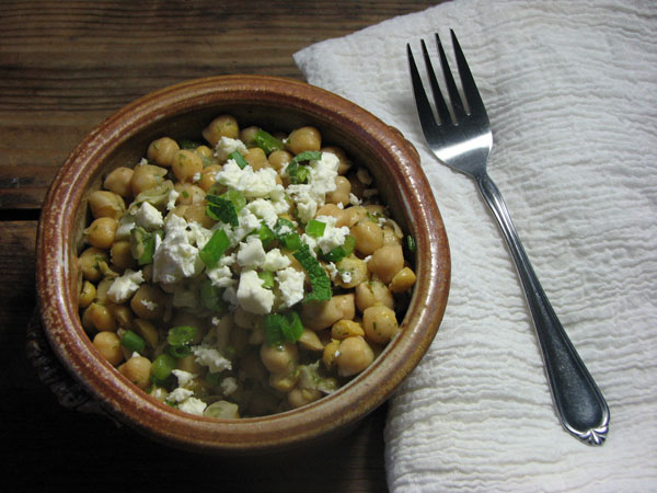 Turkish Chickpea Salad