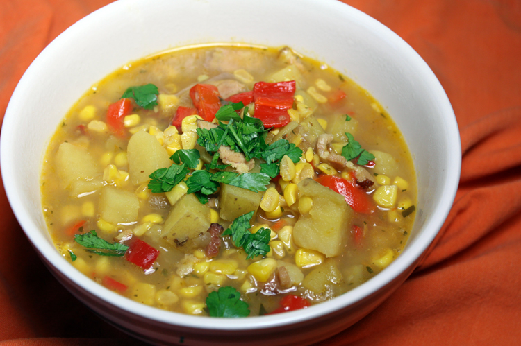 Choctaw Corn Chowder